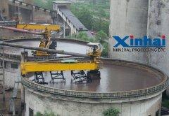选煤厂高效浓缩机