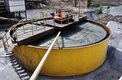 选矿泥浆浓缩机