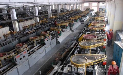 选矿设备厂家